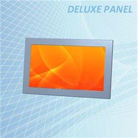 """Monitor 15,6"""" / 21,5"""" wide da pannello ad incasso frontale, IP65, con touchscreen resistivo (su richiesta anche senza touch)"""