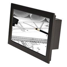 """Monitor da Pannello 18.5"""" Full HD Touchscreen Resistivo, nero"""