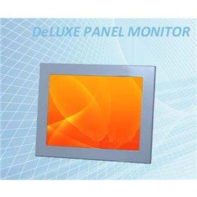 """Monitor da pannello, 10.4"""" touchscreen Deluxe"""