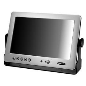 "10.1"" Touchscreen LCD Display Monitor con HDMI, DVI, VGA & AV Inputs"