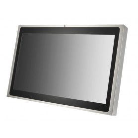 "24"" IP69K LCD Display Monitor with HDMI, DVI, & VGA Inputs and Capacitive Touchscreen"