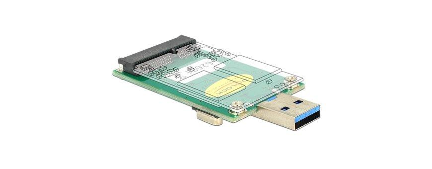 USB - mSATA