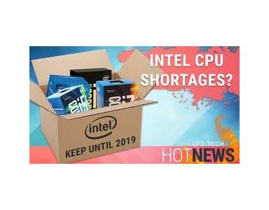 [News] Shortage disastroso di CPU Intel a livello mondiale. La soluzione a questo disagio